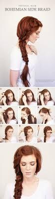 Best 25 Thick Hair Hairstyles Ideas On Pinterest Medium Length