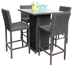 outdoor bar stools wicker wicker outdoor bar stool innovative resin bistro sets patio furniture wicker outdoor