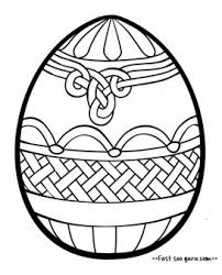 Easter Egg Decorating Coloring Pages Ideas For Adults Printable