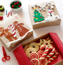 Decorative Cookie Boxes 100 Ways to Package Holiday Cookies Ideas Inspiration for 80