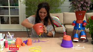 Tanya Memme DIY: How to make <b>Flower Pot</b> People! - YouTube