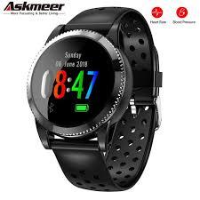 <b>L16 Smart Watch</b> Men 1.3 Inch Waterproof Sport Smartwatch Heart ...