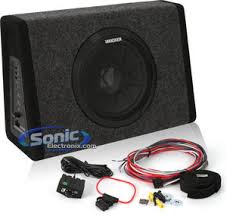 kicker powered subwoofer wiring diagram wiring diagrams kicker 11pt8 100w sealed lified loaded sub enclosure