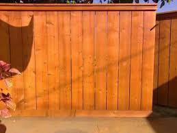 how to building a cedar fence