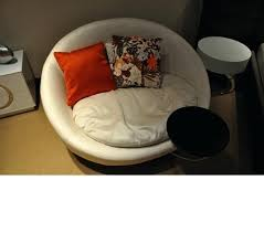 round swivel chair inspiring round swivel chair modern fabric swivel round lounge chair white image reclining