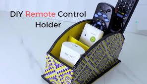 diy remote control holder discover