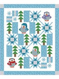 Animal Quilt Patterns Mesmerizing Animal Quilt Patterns Winter Whoo Quilt Pattern
