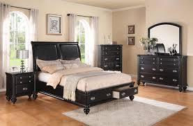 Lady Bedroom 202941 Lady Valerie Bedroom By Coaster In Black W Options