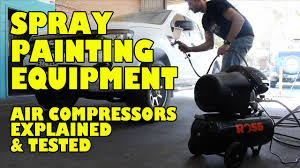 air compressors explained and tested