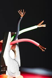 why are electric wires color coded the way they are? thwn wire definition at Electrical Wiring In North America