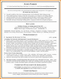 8+ Good Cv Format For Accountant | Quick Askips