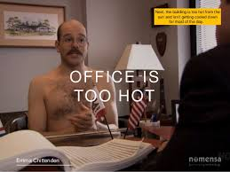 hot office pic. 55. Emma Chittenden OFFICE IS TOO HOT Hot Office Pic