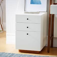 modern file cabinet. Plain Cabinet Modern File Cabinet  West Elm To L