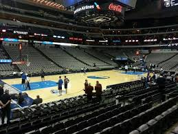 American Airlines Center View From Seat Loews Stonybrook