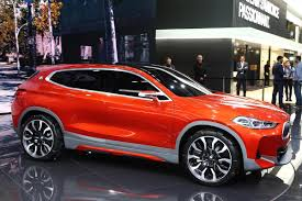 Coupe Series bmw x2 2016 : BMW X2 concept previews new crossover model   News   The Car Expert