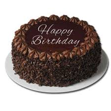 Buy Happy Birthday Choco Cake Online At Best Price In India