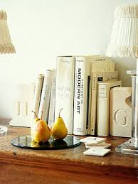 organize books by color 15 minute
