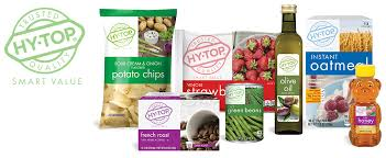 Grocery Store Product List Hy Top Com
