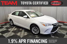 Used Certified One-Owner 2016 Toyota Camry LE - Langhorne PA ...