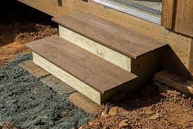 how to build steps into any building