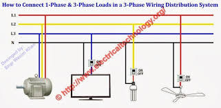 delta wiring diagram 3 phase free sample 3 phase to single phase How To Make Electrical Wiring Diagrams electrical wiring diagram free sample how to connect single phase amp three phase loads in a three phase wiring distribution system how to make electrical wiring diagrams