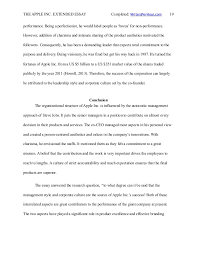 ib extended essay sample on apple inc 22