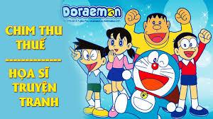 Phim Doremon | Chim thu thuế | Họa sĩ truyện tranh – thuyết minh – Xem phim  hoạt hình Doremon trong 2020 | Phim hoạt hình, Hoạt hình, Truyện tranh