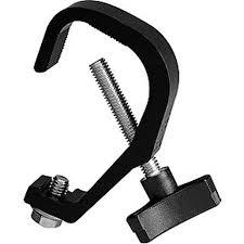 The Light Source Mega Combo Wrench Light Source Mini Clamp Black