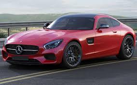 Mercedes GT AMG 3D model | CGTrader