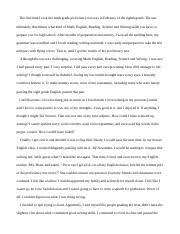 nichols proficiency writing a literacy narrative shannon nichols  4 pages literacy narrative essay 1