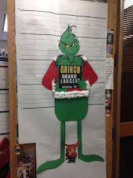 grinch christmas door decorating ideas. Delighful Ideas 17 Grinch Door Decorations Claudine Champion On Twitter Fingers Crossed We  Win The Office Decorating On Grinch Christmas Door Decorating Ideas N