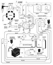 motor wiring diagram for john deere stx38 the magneto 90 and stx38 motor wiring diagram for john deere stx38 the magneto 90 and