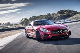 The sports car of your dreams. 2016 Mercedes Benz Amg Gt S First Drive Review