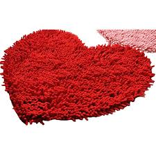 brilliant heart shaped rug in rugs glitter gold love fin emedics co