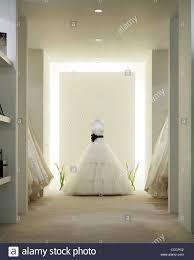 Vera Wang Wedding Shop Shop Interior Stock Photo Royalty Free