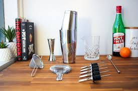cocktail kits barware and tools