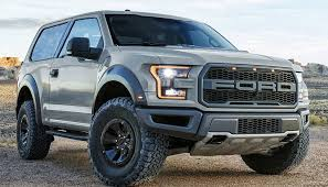 2019 Ford Bronco Review