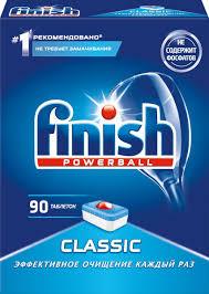 <b>Finish</b> Classic <b>таблетки для ПММ</b>, 90 <b>таблеток</b> — купить в ...