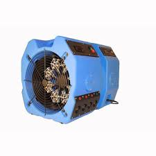 fan and heater combo. radial 8 - bed bug heater and fan combo
