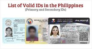 In Of Philippine Philippines List Ids Valid The BZ11Uqw