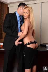 Sexy secretary Christine Love gets nailed in the office Pichunter