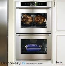 dacor wall oven discovery wall oven dacor 27 inch double wall oven reviews