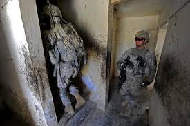 u s department of defense photo essay u s army spc daniel scott left and sgt 1st class jeffrey cesaitis rule of law