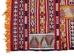 rug 4x6 zemmour wool kilim 1