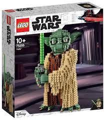 Купить <b>Конструктор LEGO Star Wars</b> 75255 Йода по низкой цене ...