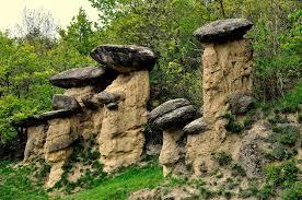 Riserva Naturale dei Ciciu del Villar  Mapionet