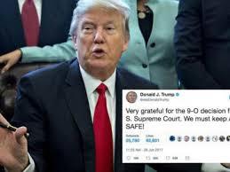 bernie sanders haircut. trump bragged about the supreme court\u0027s muslim ban decision, and twitter fired back bernie sanders haircut ,