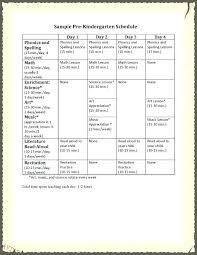 Daily Lesson Plan Template Pdf – Tangledbeard