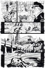 poison ivy page 11, in Timothy Chandler's Artwork I own Comic Art Gallery  Room