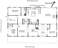 Passive Solar House Floor Plans Australia